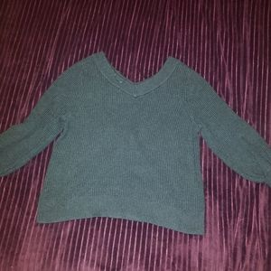 Addition elle 1xl grey sweater